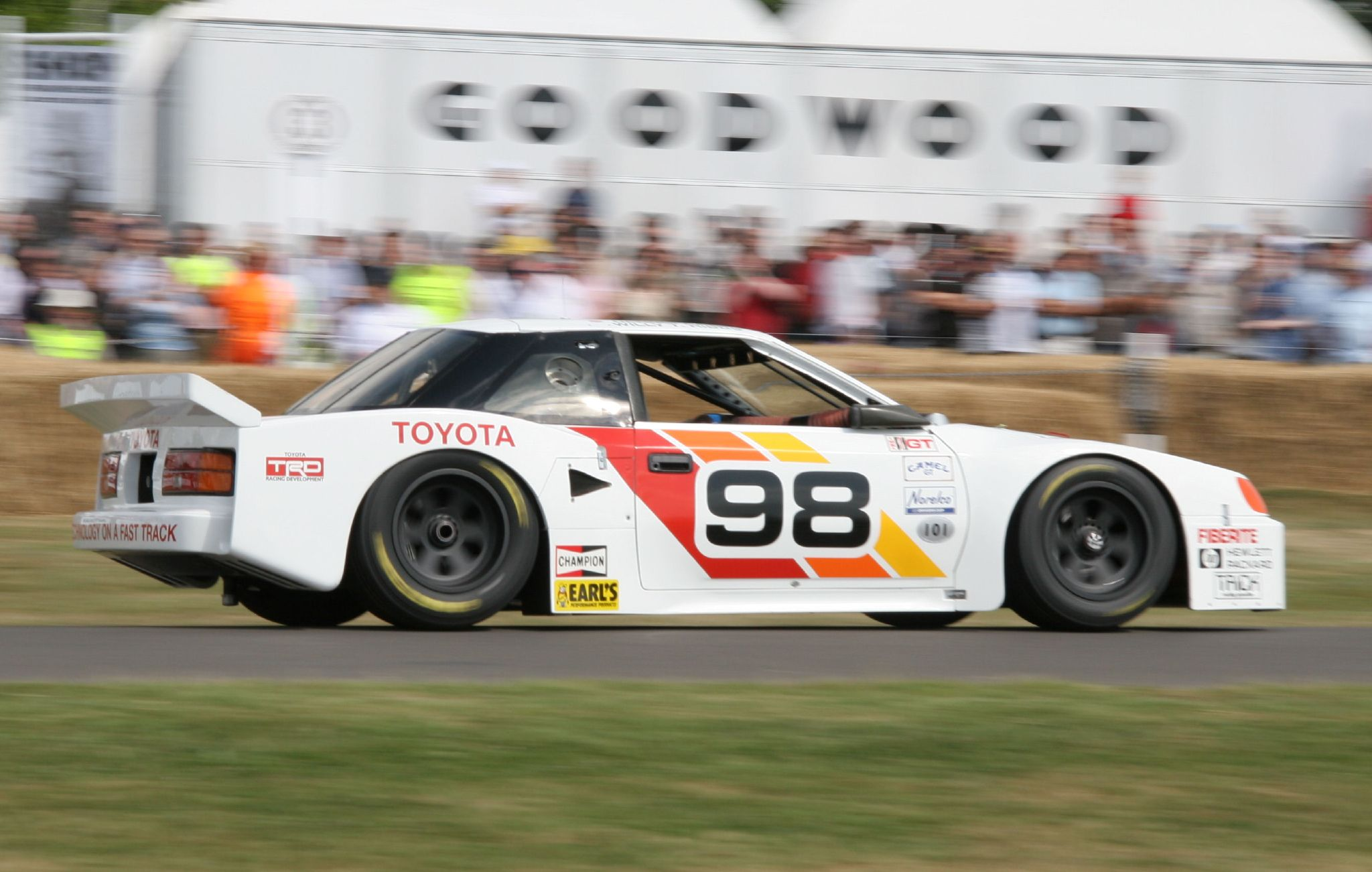 Audi Gto Race Car