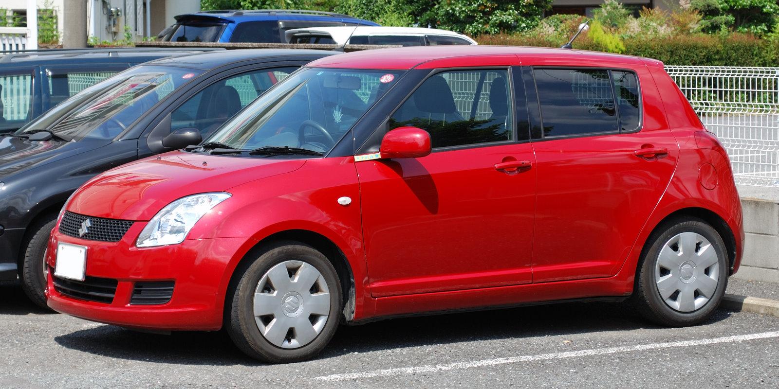 Suzuki Swift 2006 finden