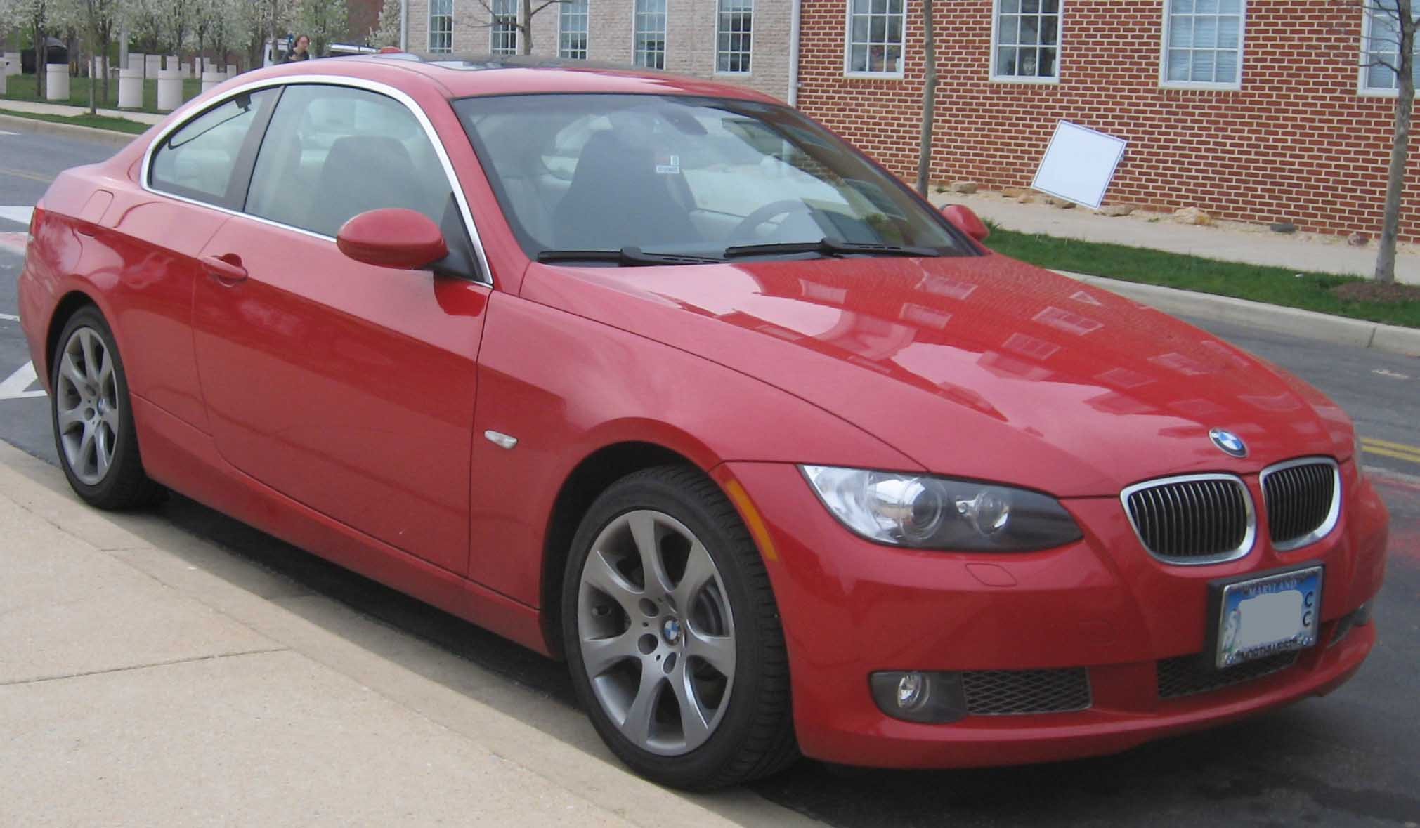 file:2008 bmw 328i coupe - wikimedia commons