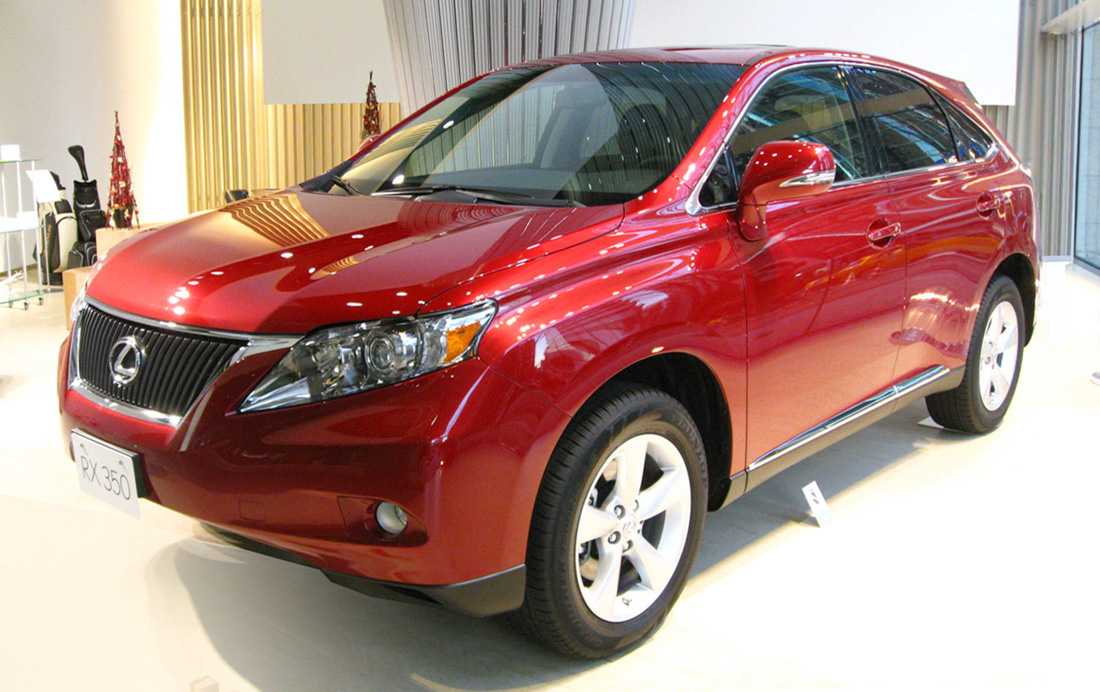 File 2010 Lexus Rx350 Matador Red Mica Jpg Wikimedia Commons