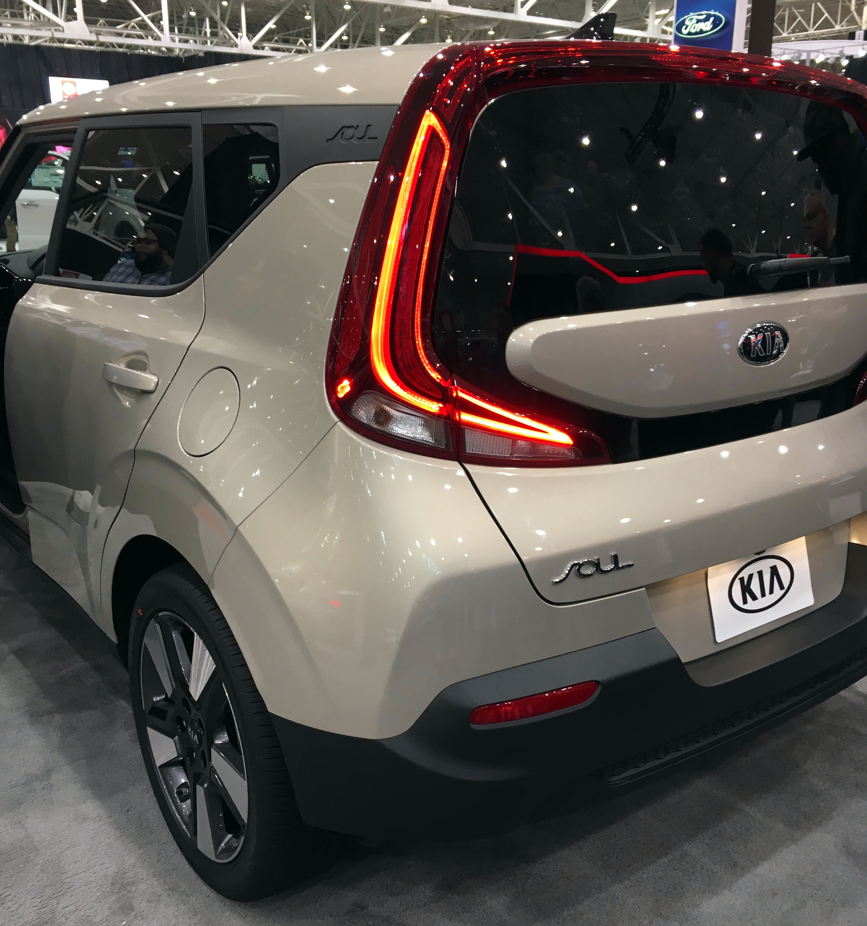 Cleveland Auto Show 2020.File 2020 Kia Soul Sk3 Cleveland Auto Show Jpg Wikipedia
