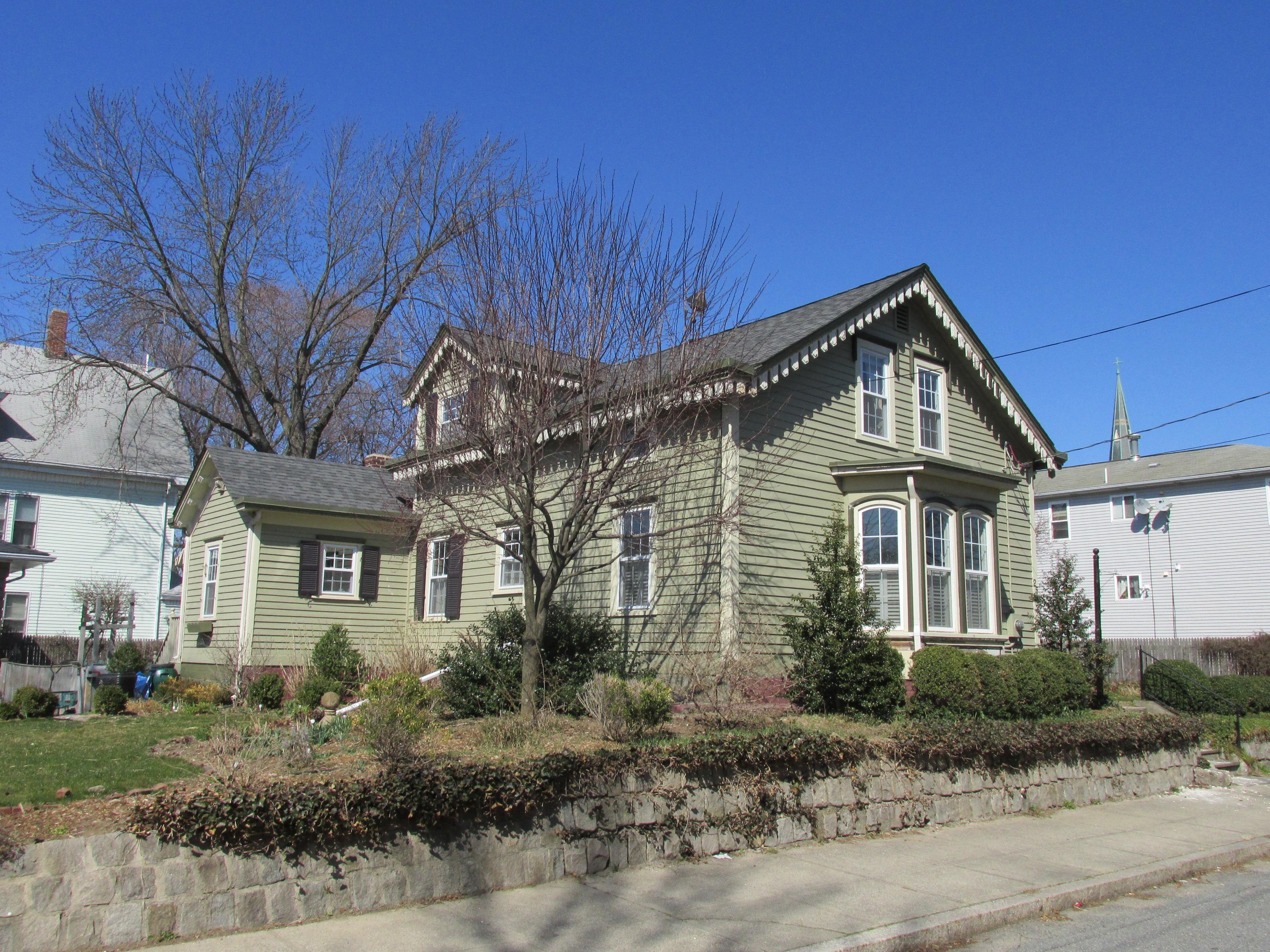 Charles Paynes Hus i Teaneck, New Jersey, U.S.