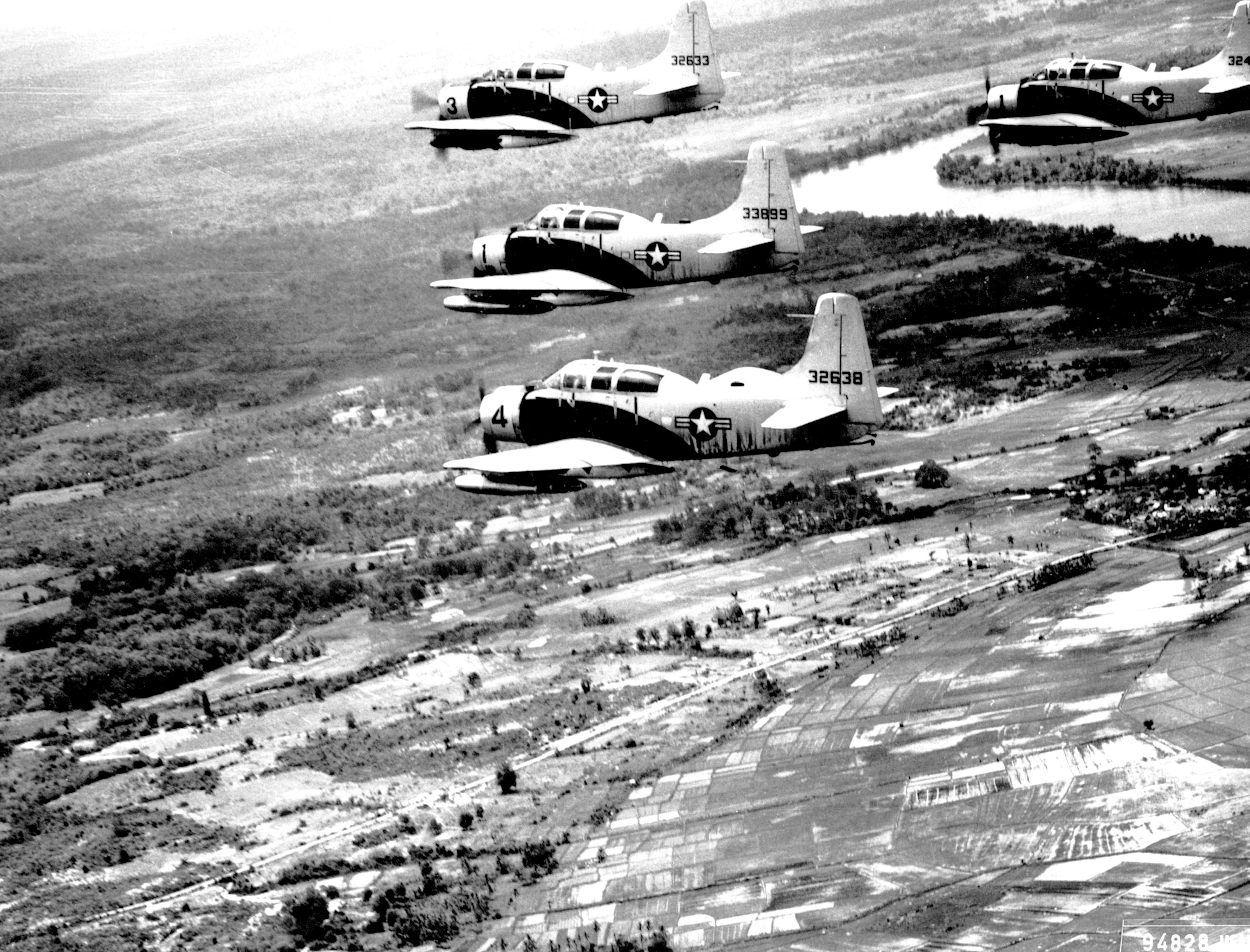 Douglas A-1 Skyraider | Military Wiki | FANDOM powered by Wikia