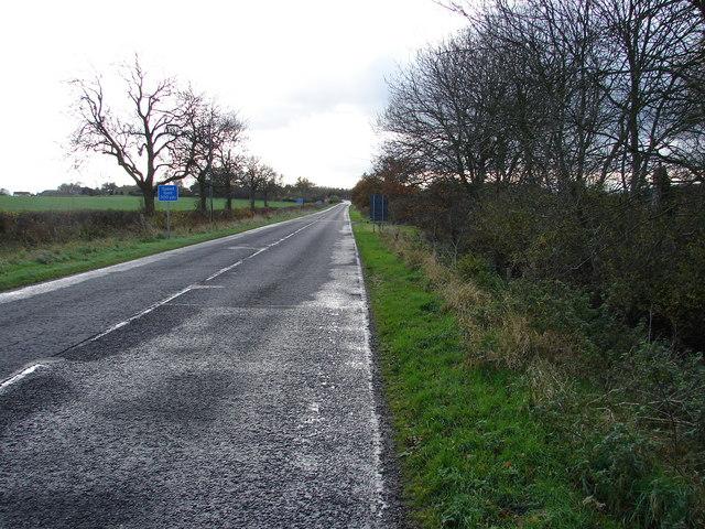 A157 road