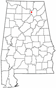 Loko di Union Grove, Alabama