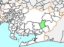 Tsukude, Aichi Former municipality in Chūbu, Japan