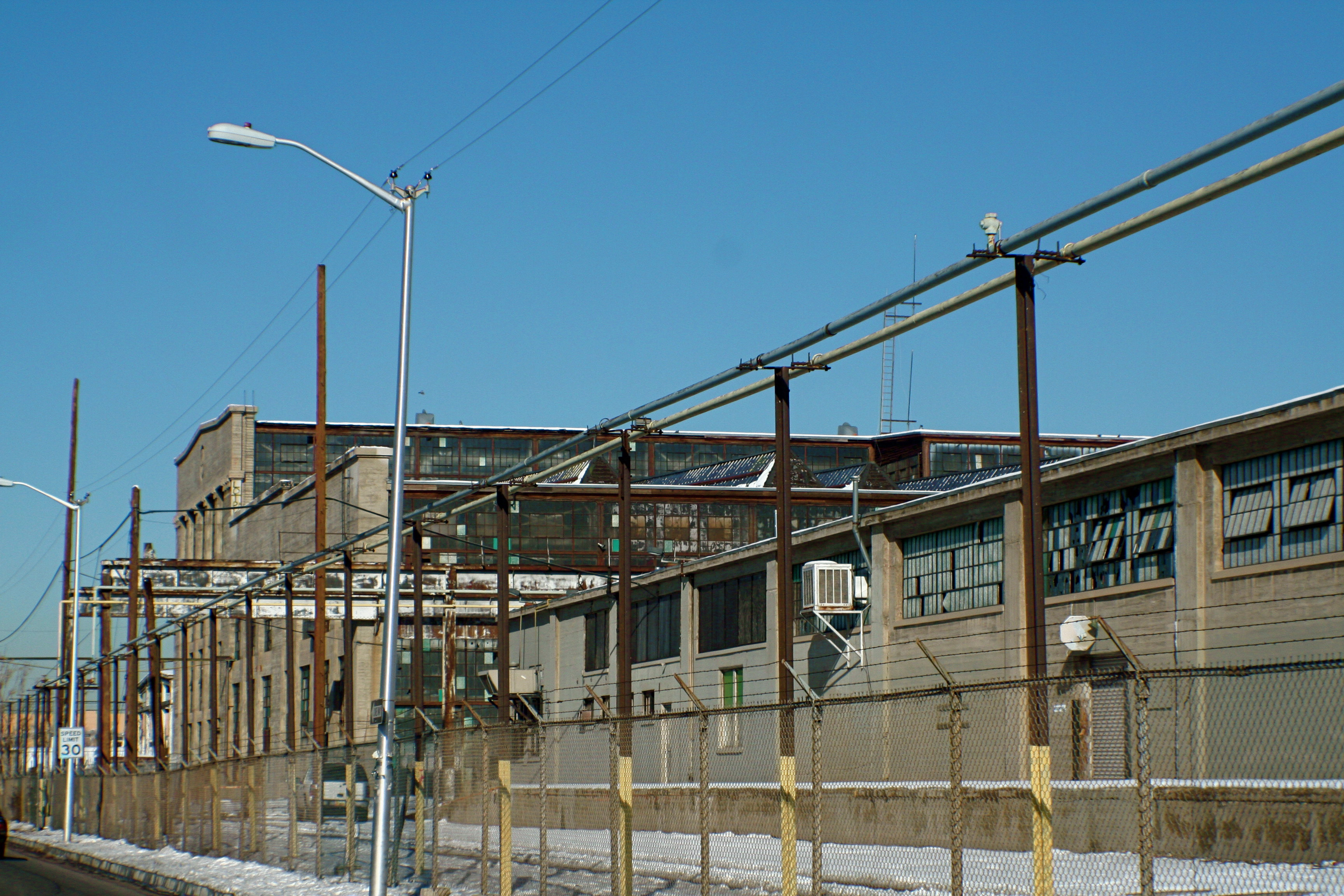 Ford river rouge complex wikipedia autos post for Electric motor repair albuquerque