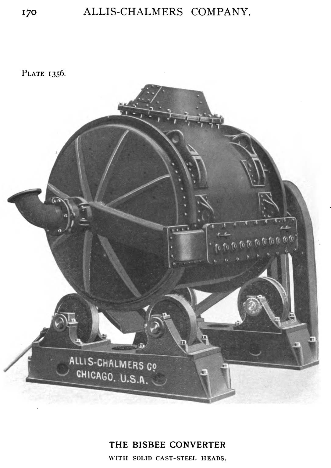 Allis Chalmers Company : Allis chalmers wiki everipedia