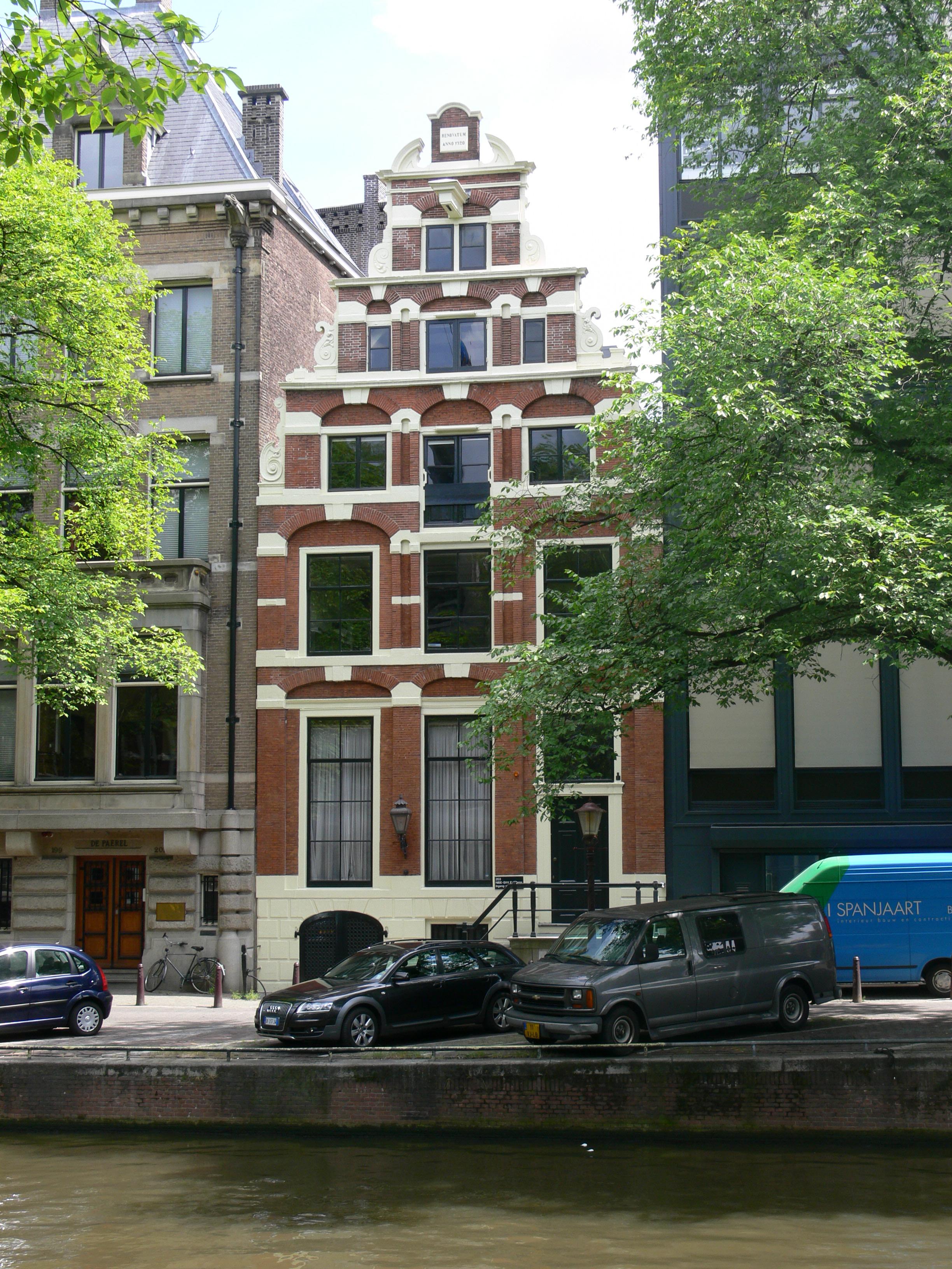 File amsterdam koopmanshuis herengracht for Herengracht amsterdam