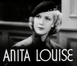 Sullavan in First Lady (1937)