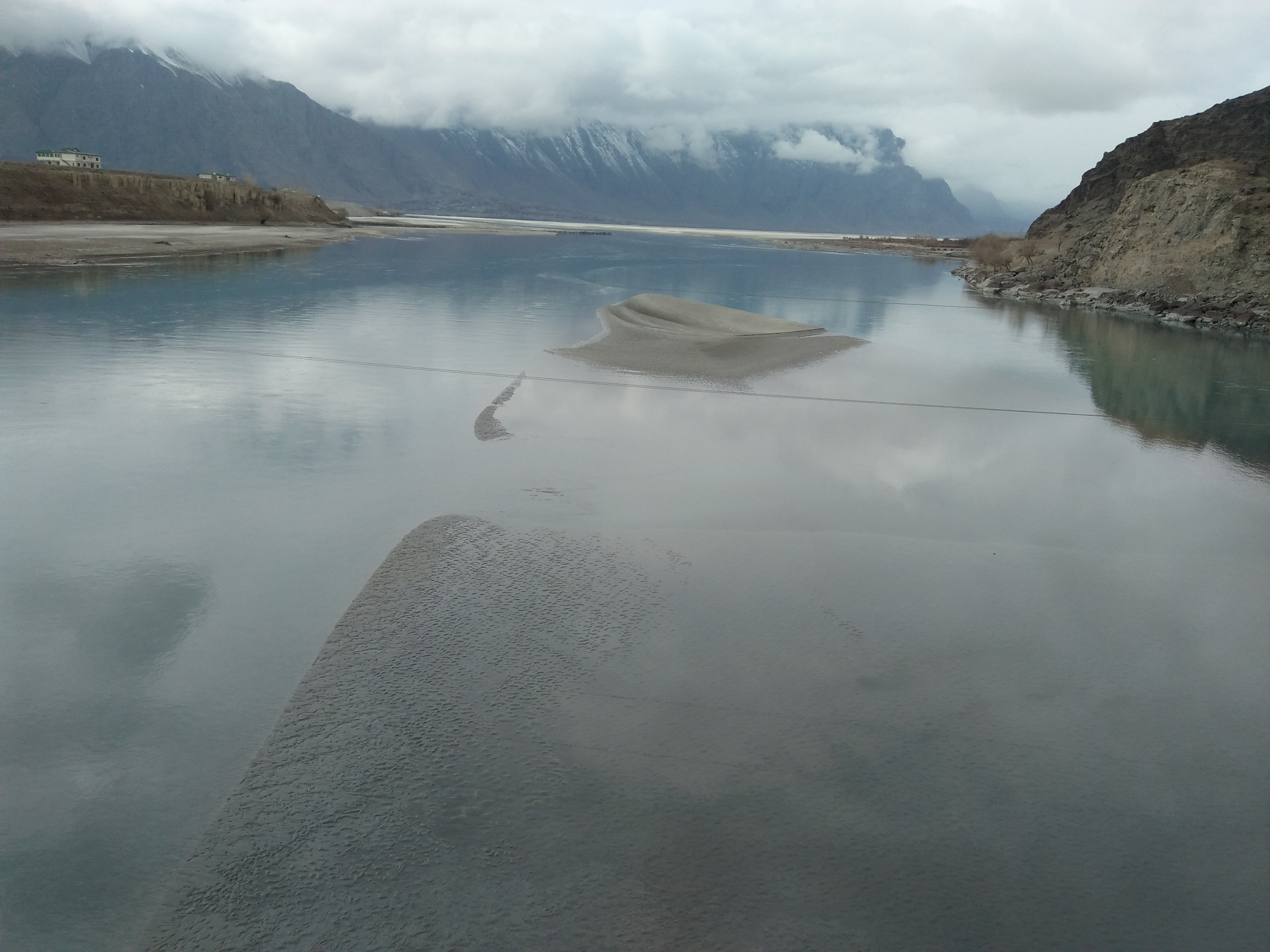 file another view of the longest river of pakistan jpg wikimedia