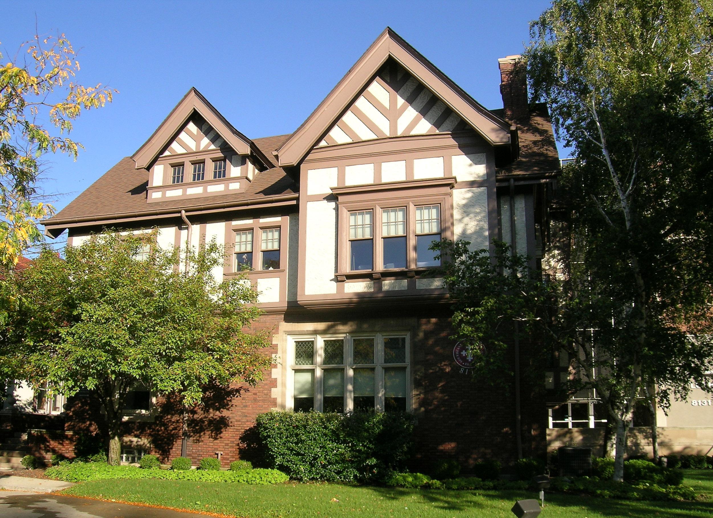 Arthur M Parker House