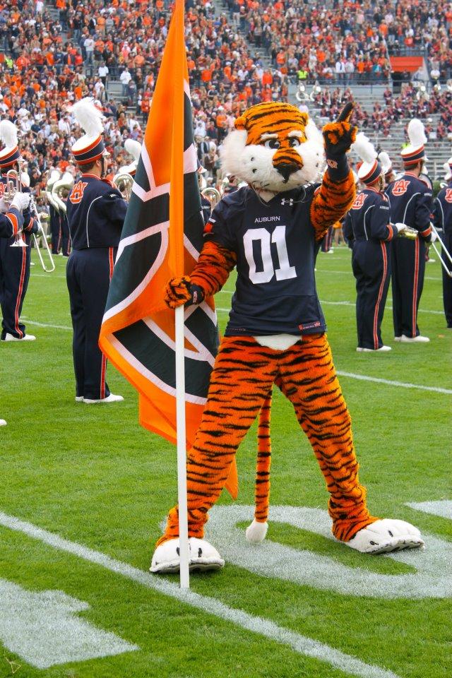 Auburn vs. Bama: Tackling NCAA Trademark Rivalries