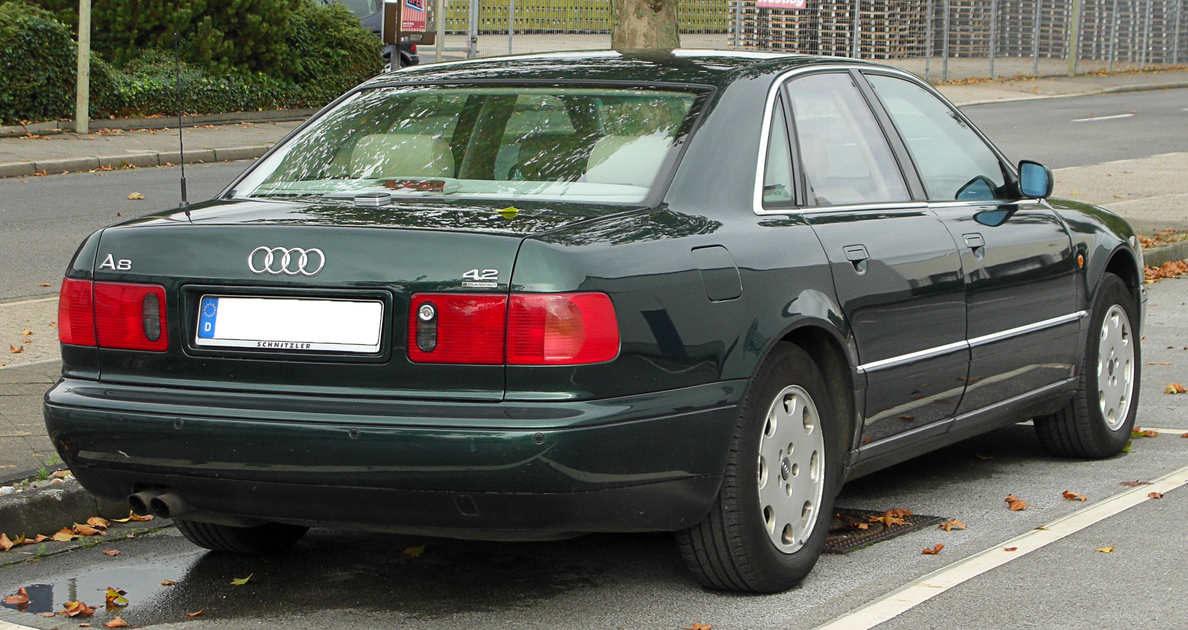 1996 audi quattro commercial nylon feet big car dismount - 5 3