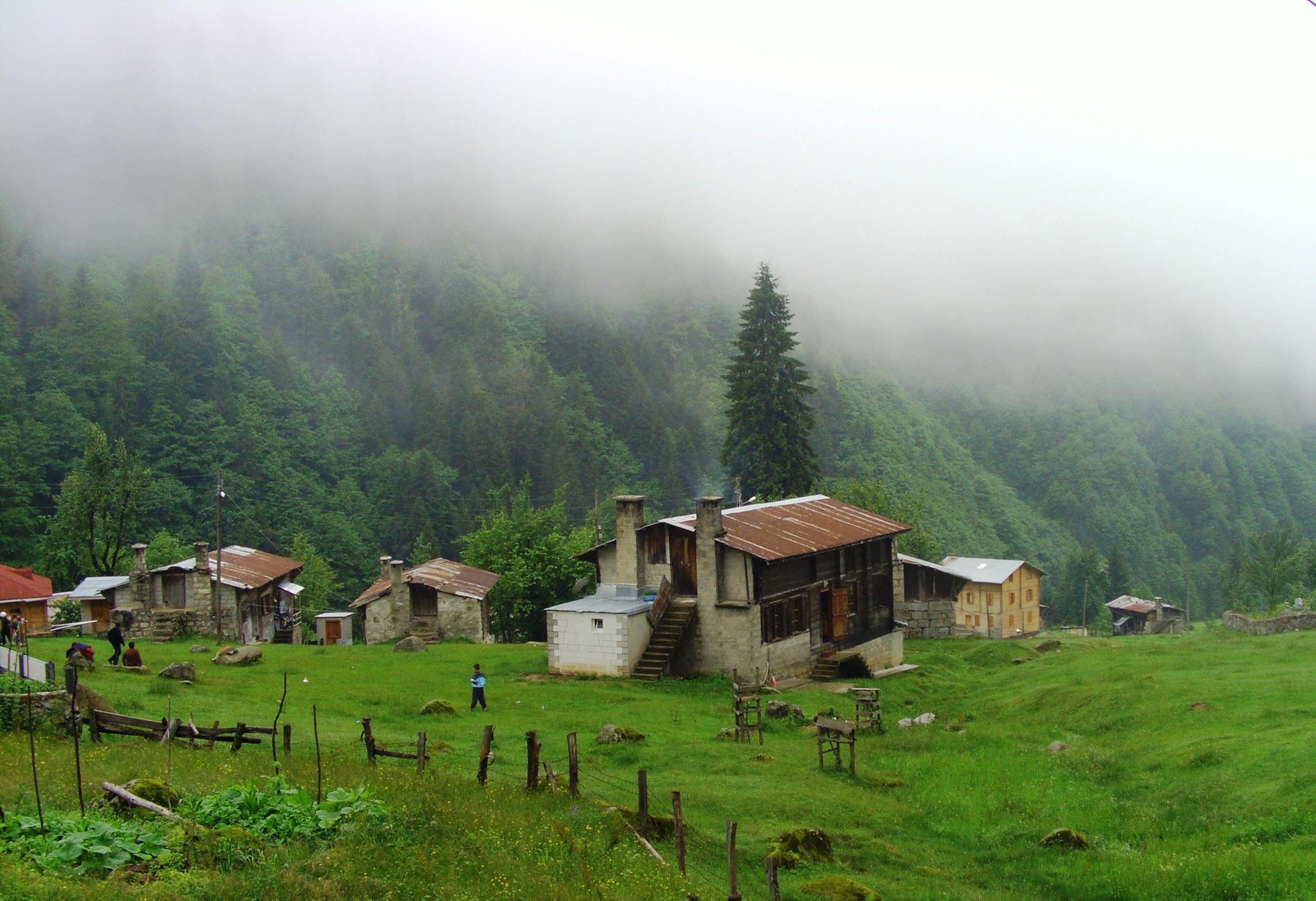 Rize Turkey  city pictures gallery : Description Ayder Plateau @ Rize Turkey