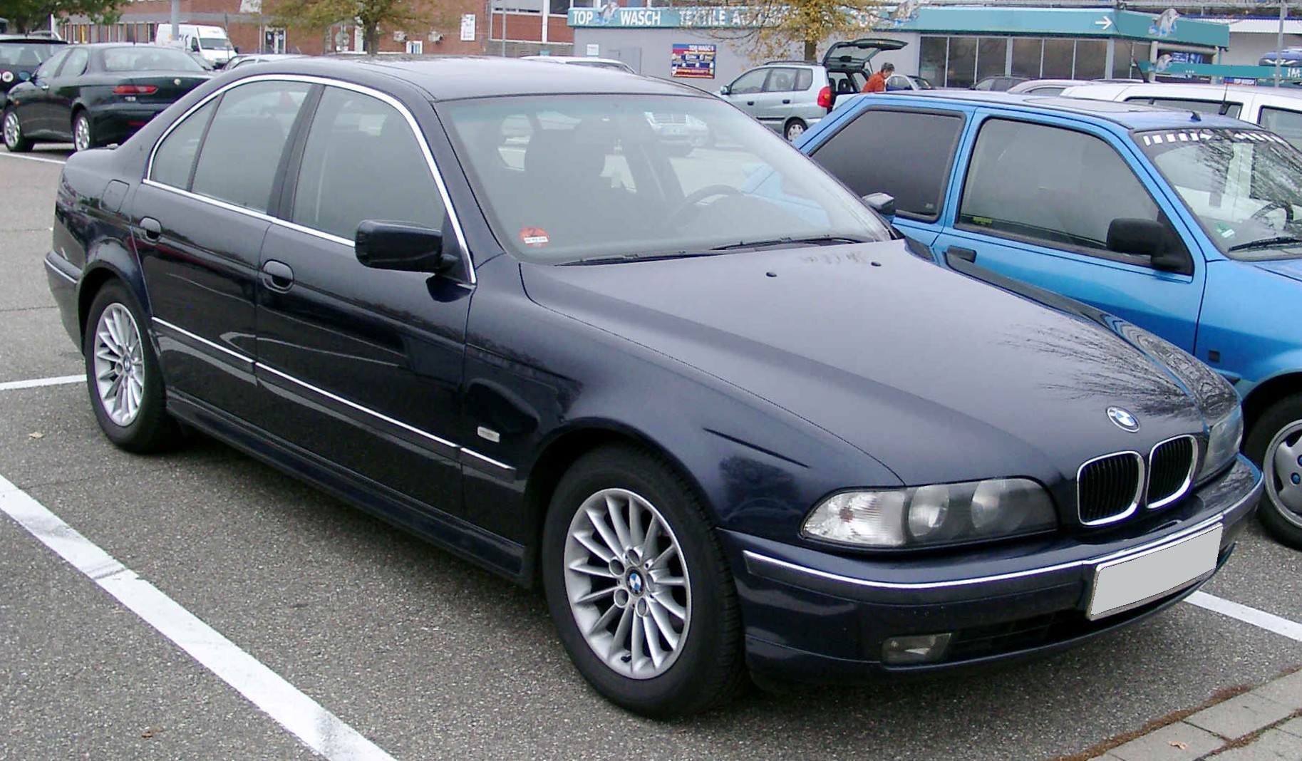 Bmw E39 Wikipedia Wolna Encyklopedia