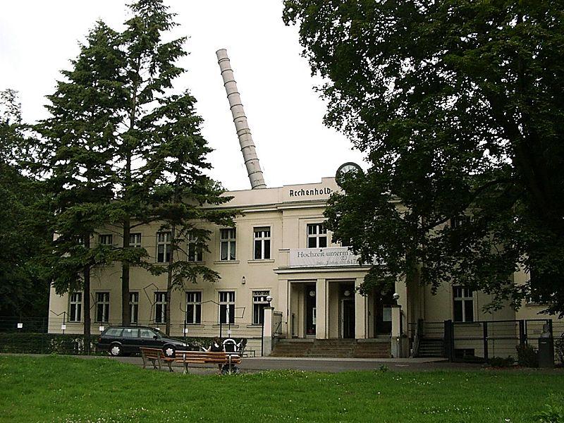 Berlin Treptow Archenhold Sternwarte
