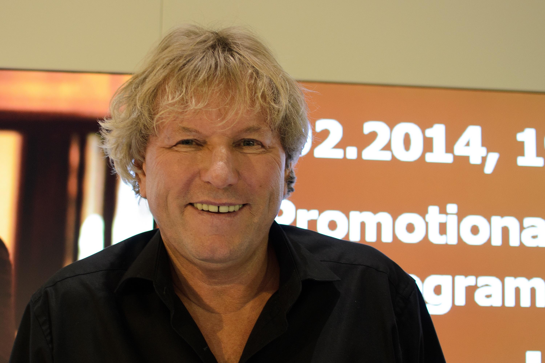 Bernhard Brink Größe