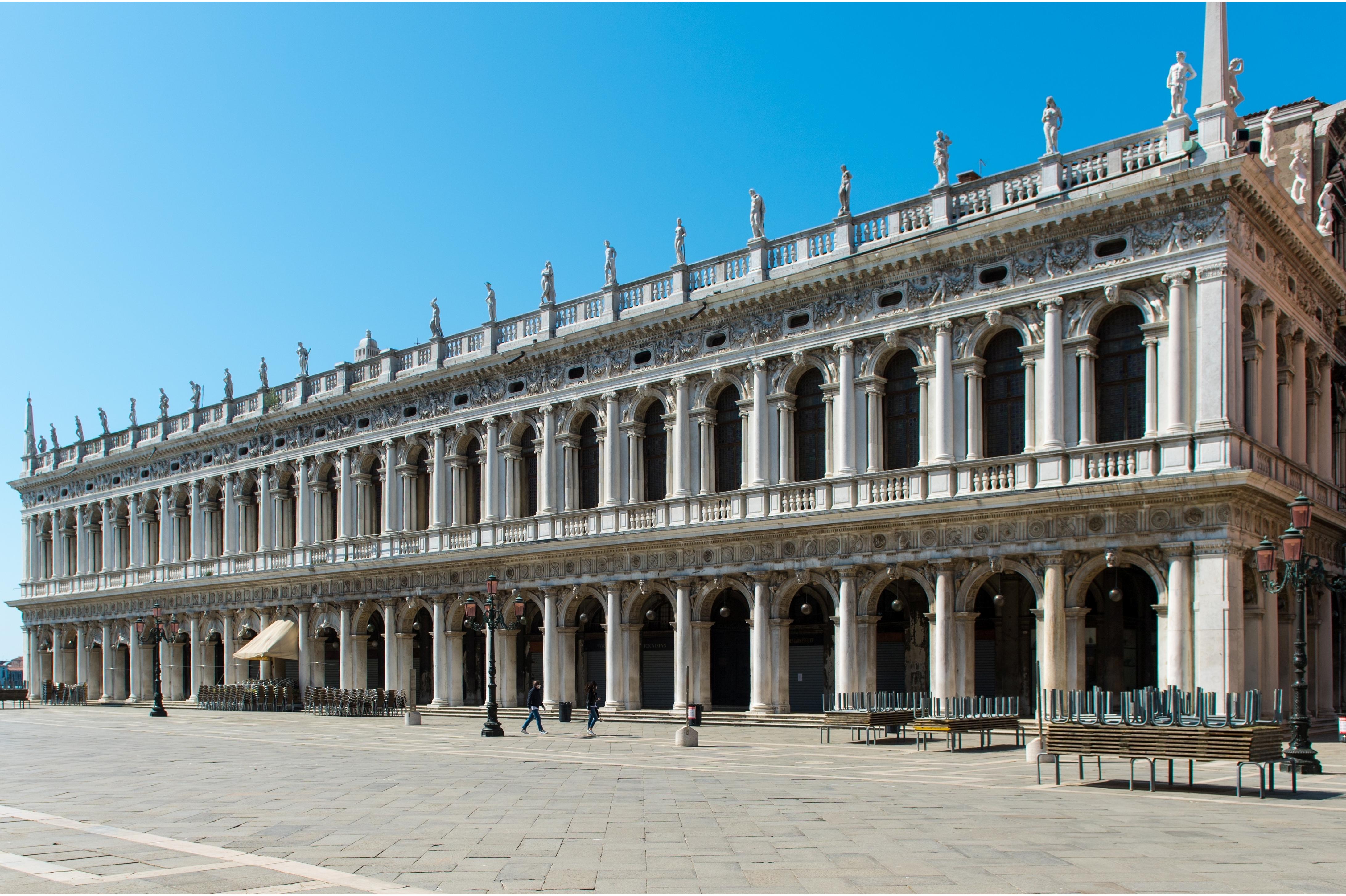 Studio La Sala Milano biblioteca marciana - wikipedia