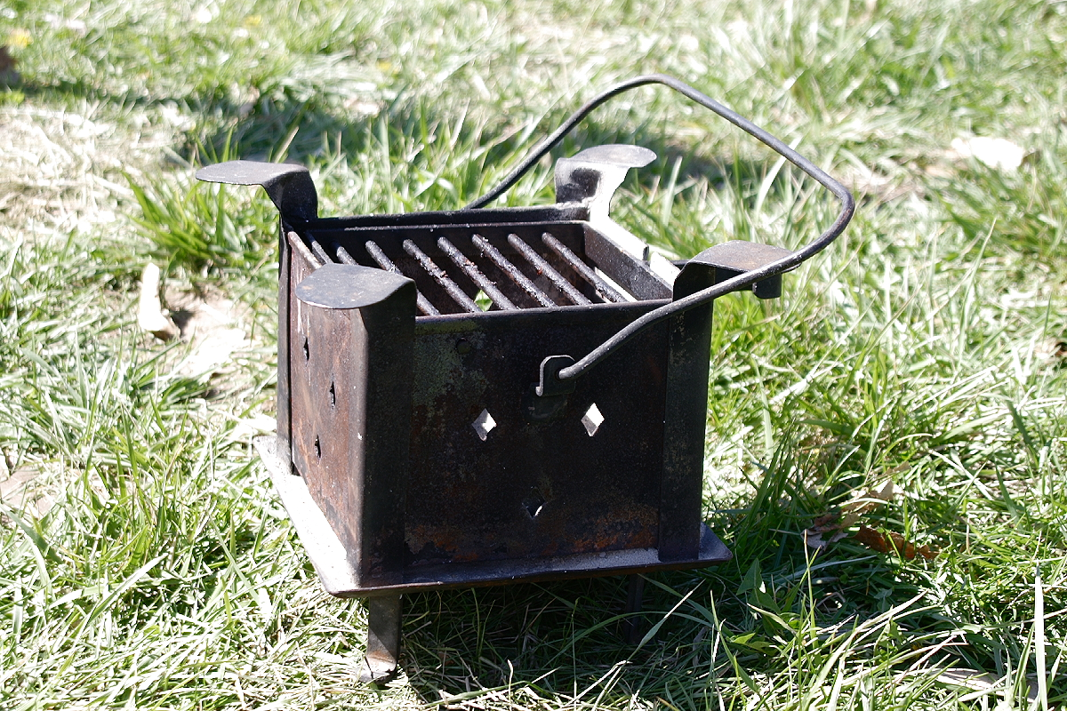 Brazier Deutsch