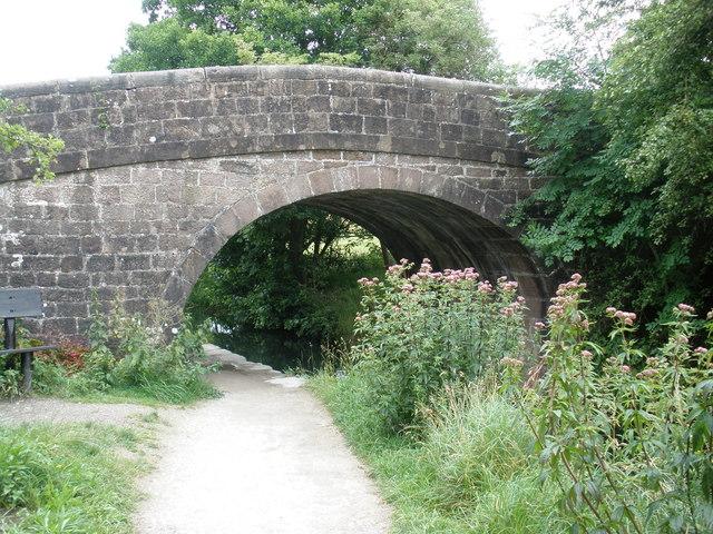 Bridge, on Cromford Canal - geograph.org.uk - 1408685