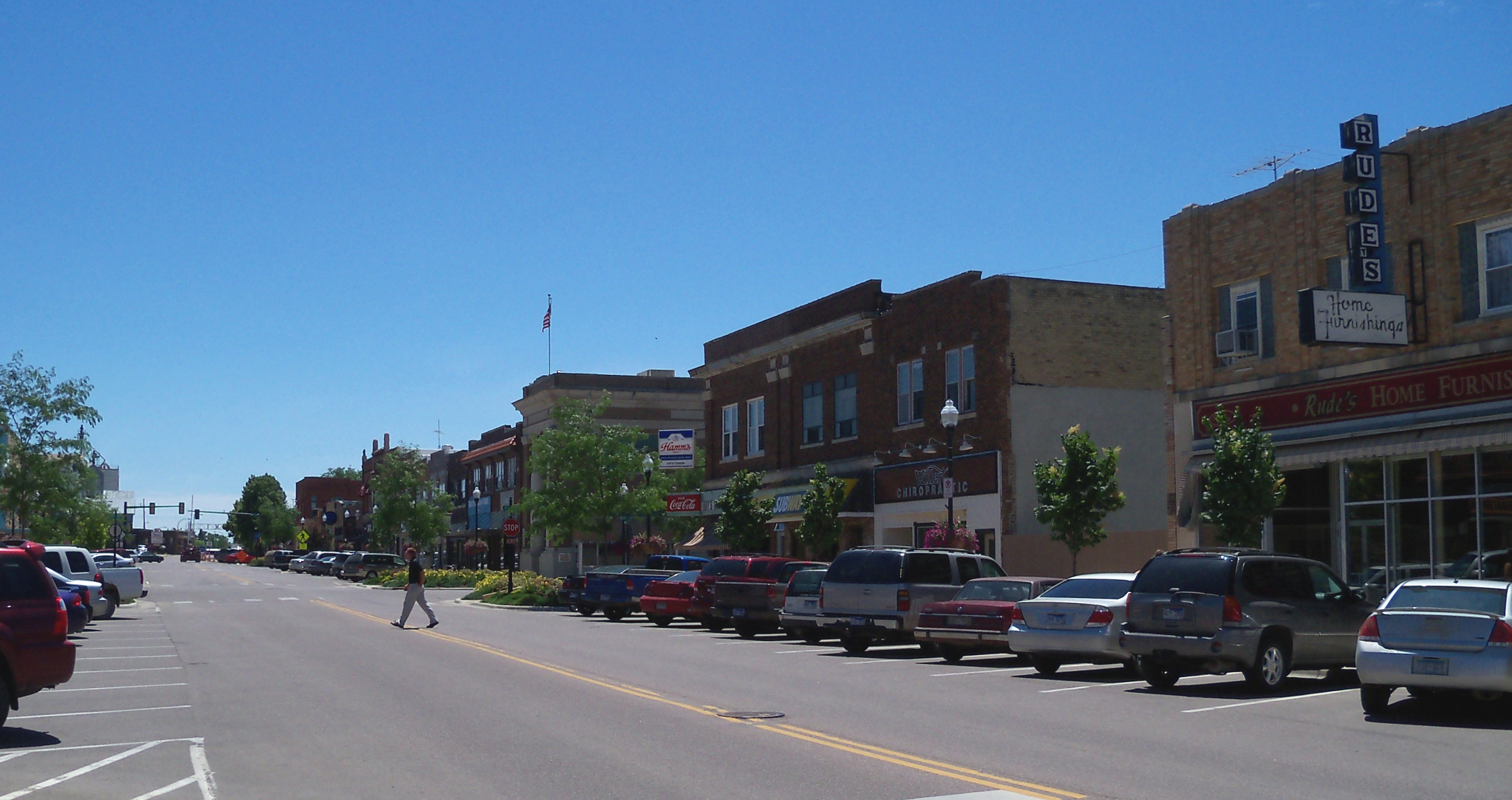 brookings south dakota healthiest small towns