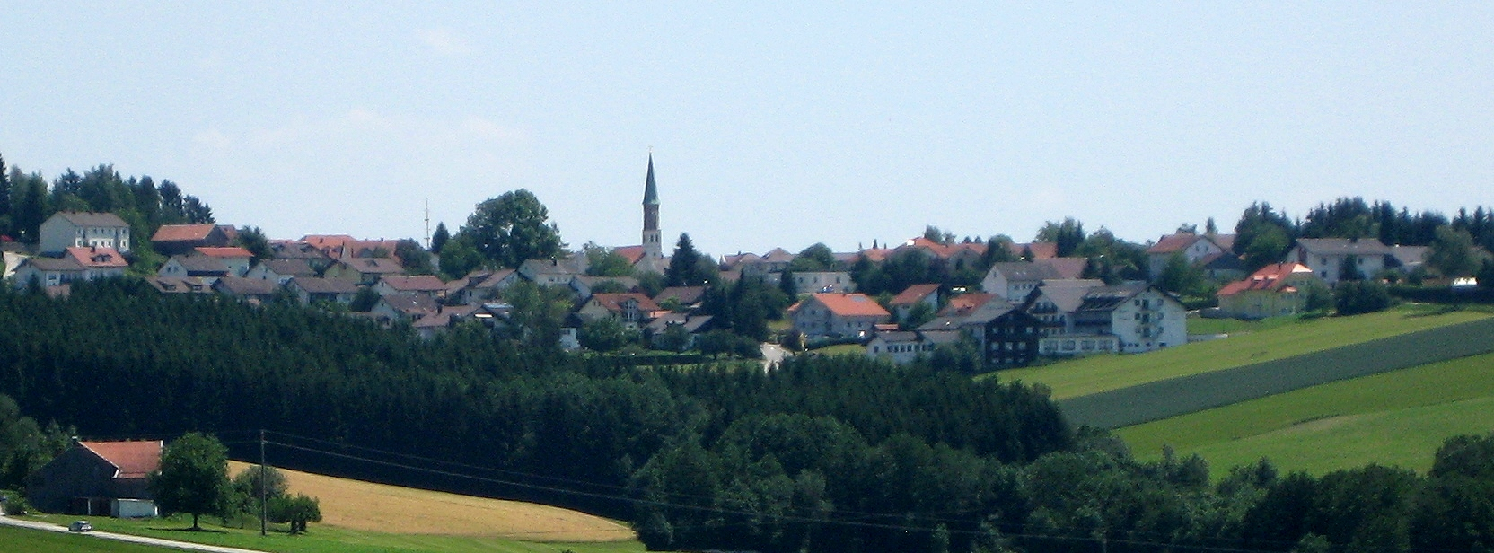Büchlberg - Foto verlinkt via Wikipedia