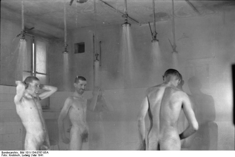 männer vibrator steifen in der dusche