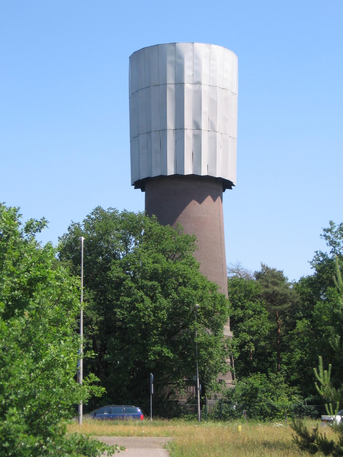 Watertoren (Bussum) - Wikipedia