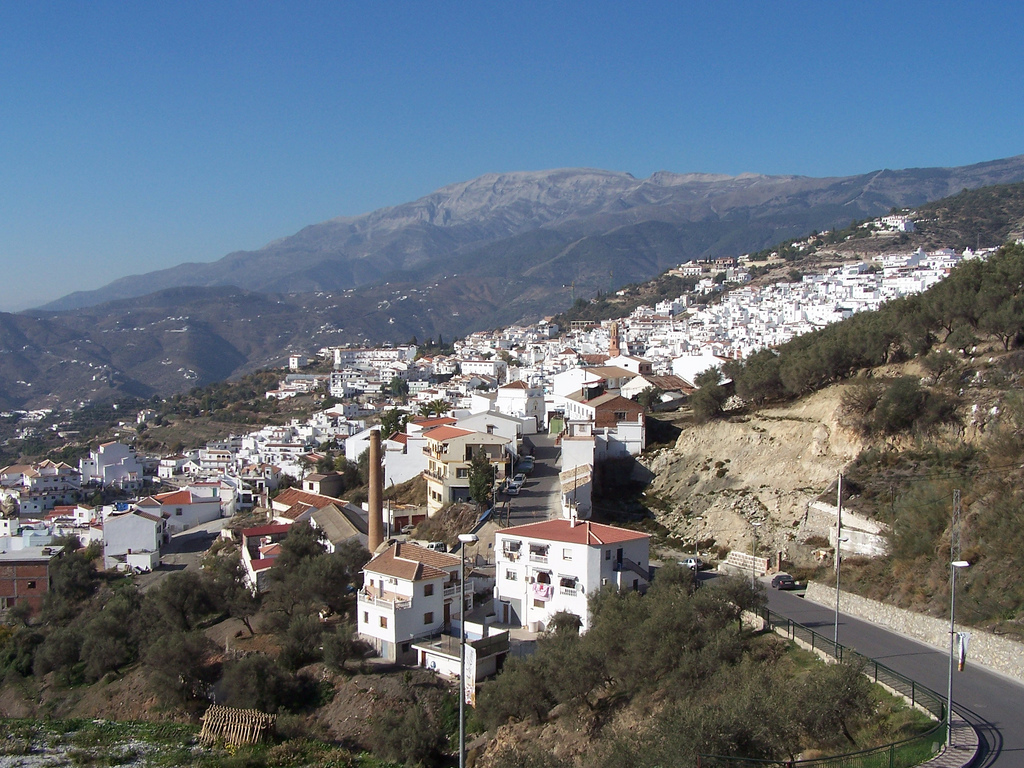 Competa Spain  city pictures gallery : Cómpeta Wikipedia, the free encyclopedia