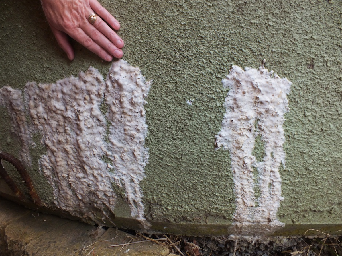 carbonation of concrete- Deterioration of Concrete Its Causes and Prevention