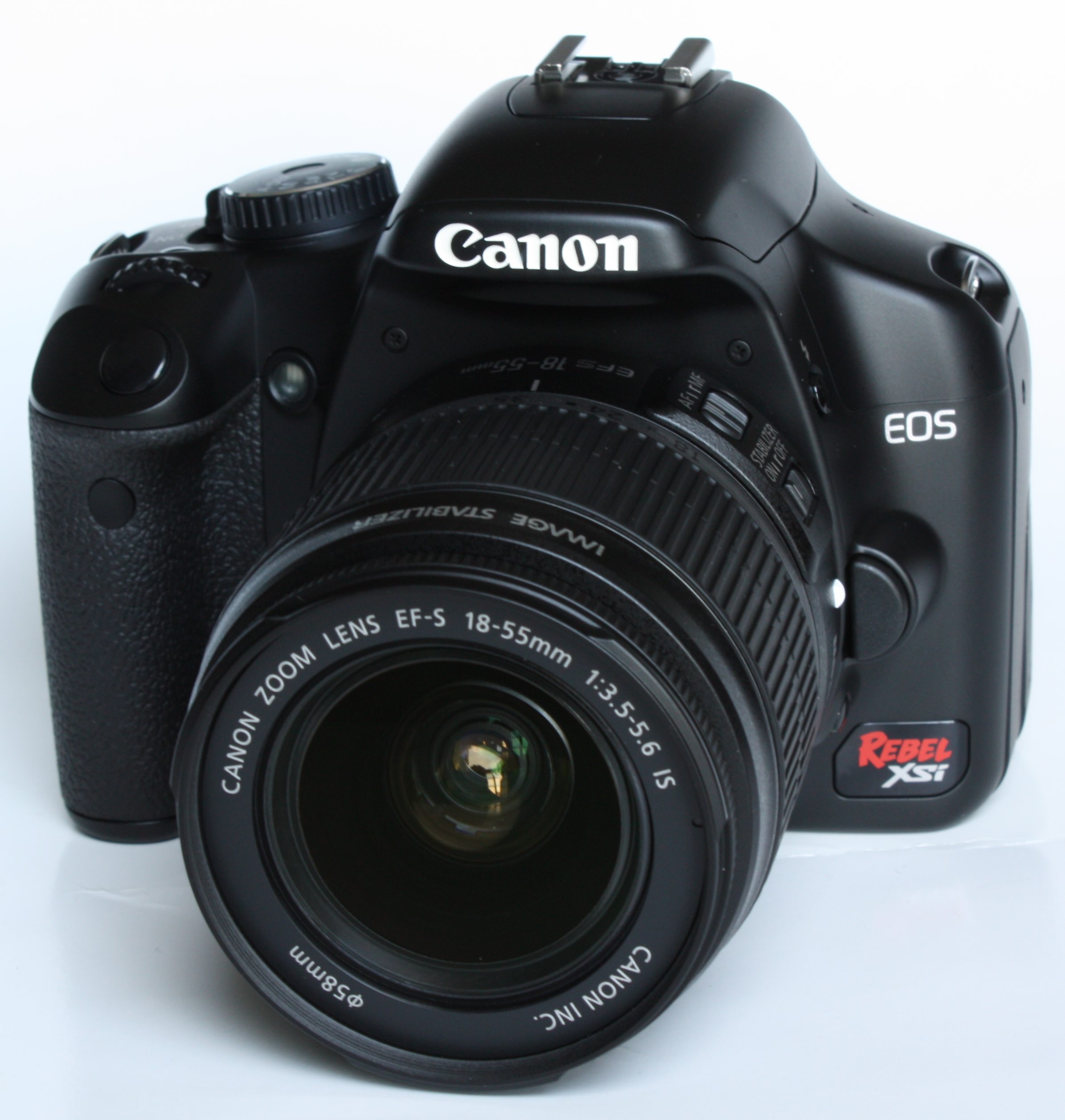 Canon EOS Rebel XSi EF-S 18-55IS New