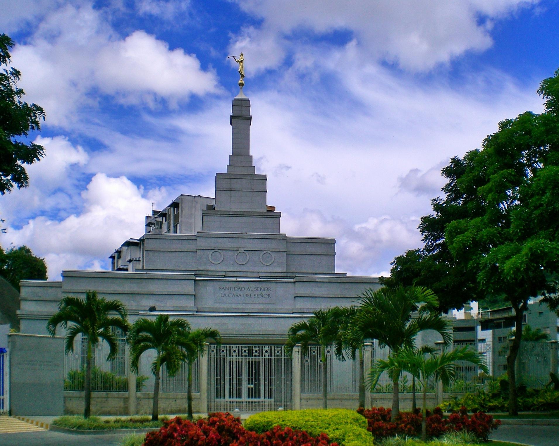 Caracas Venezuela  city pictures gallery : Ficheiro:Caracas Venezuela Temple – Wikipédia, a enciclopédia ...