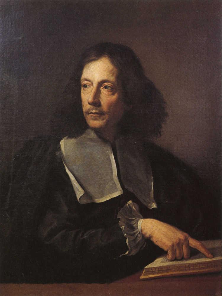 Gian Pietro Bellori, portrait by [[Carlo Maratta]]