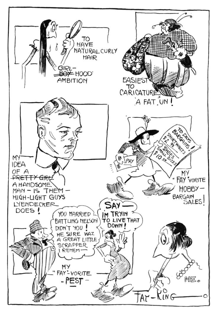 Comic strip experts