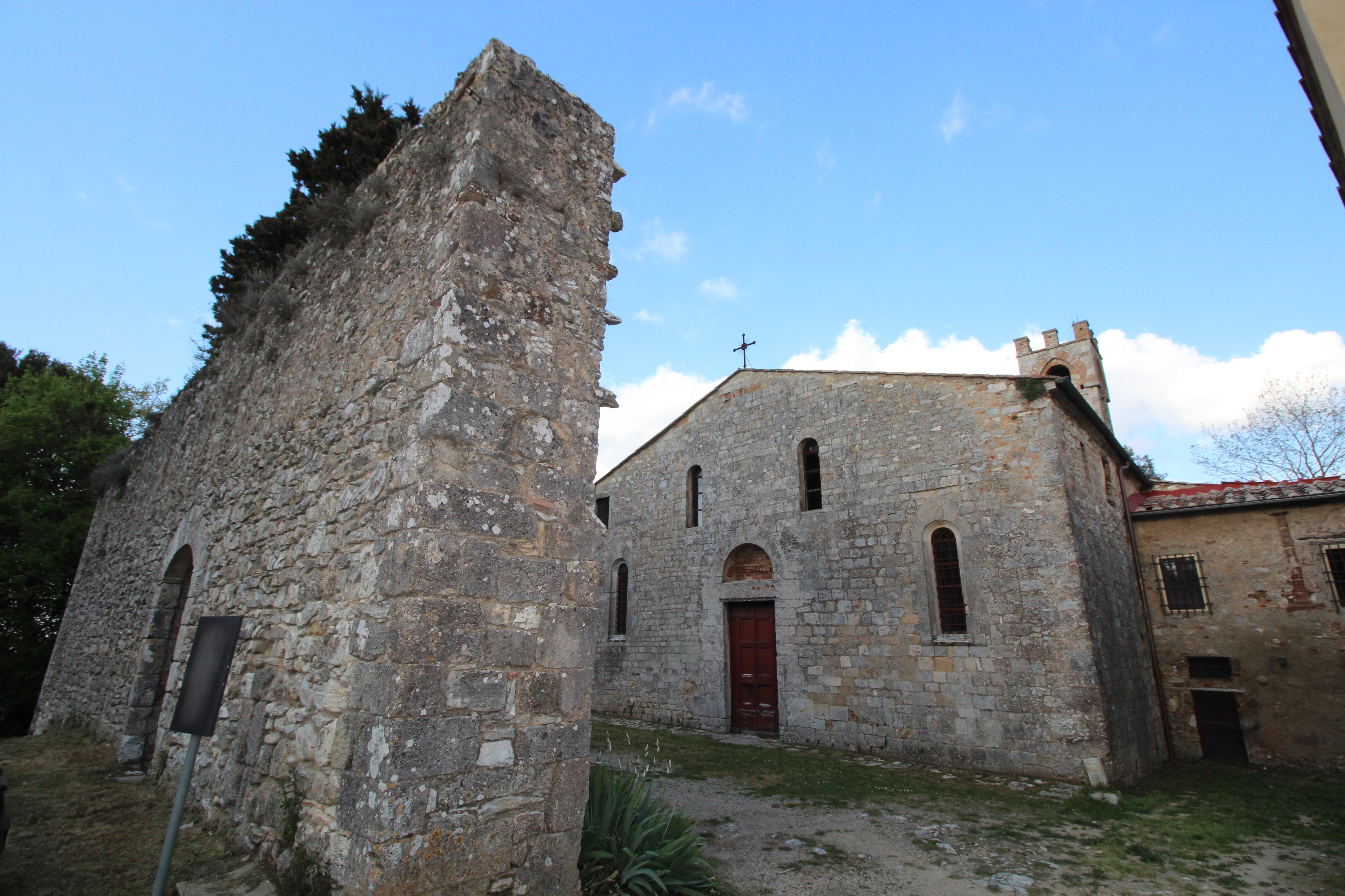 Pieve dei Santi Maria e Gervasio (Marmoraia)
