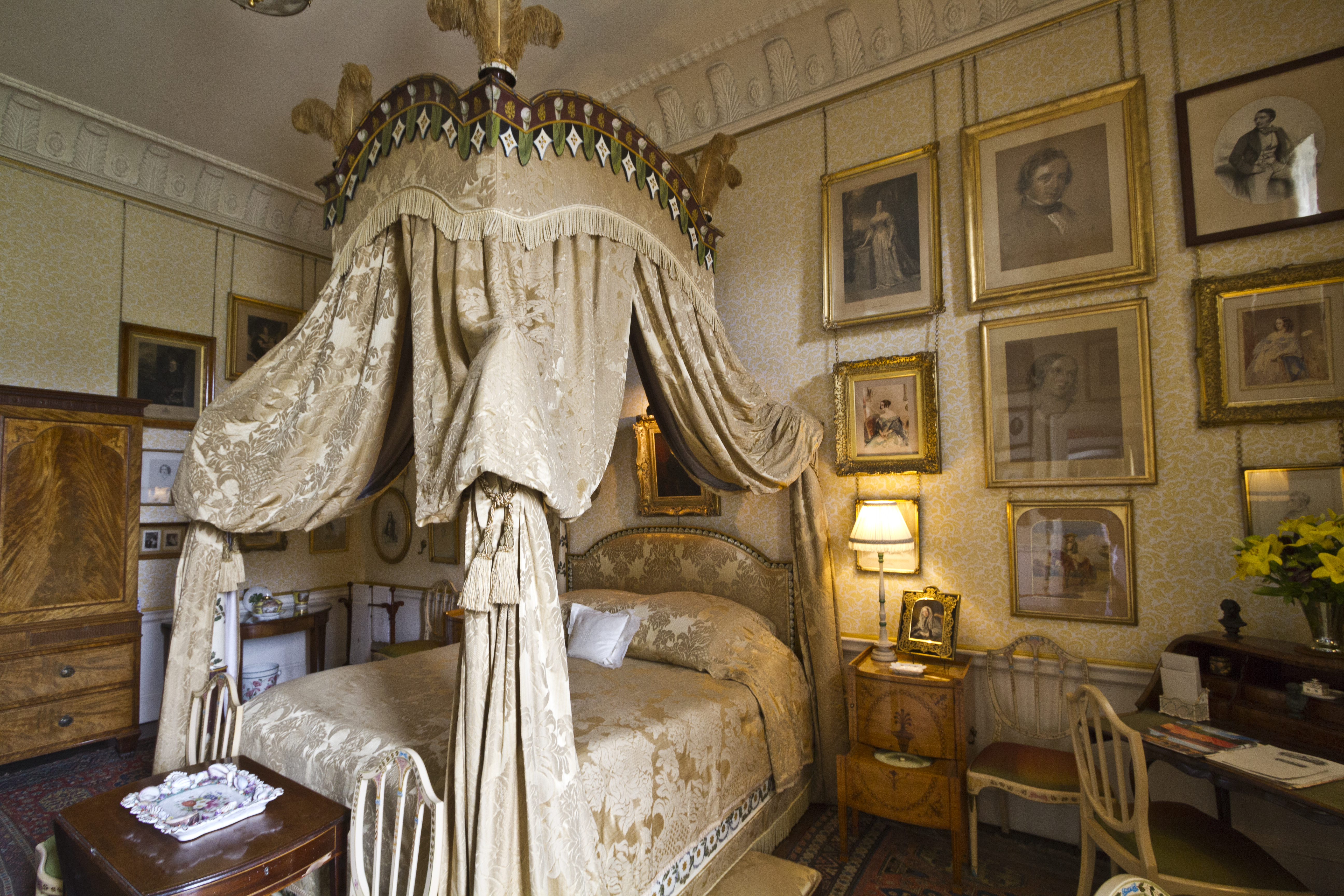 File Castle Howard Lady Georgianas  Bedroom jpg. File Castle Howard Lady Georgianas  Bedroom jpg   Wikimedia Commons