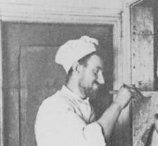 British sailor with Ernest Shackleton