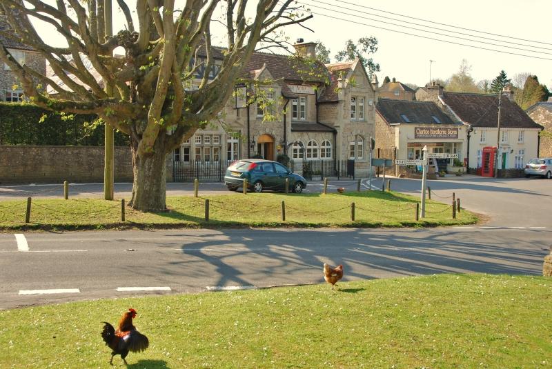 Charlton Horethorne, Village Green - geograph.org.uk - 1816545