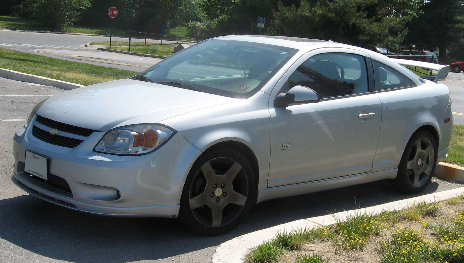 Chevrolet cobalt ss5