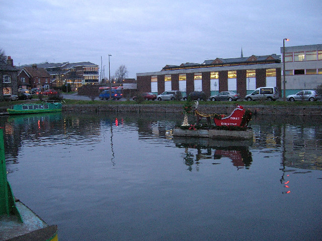 Chichester Canal Basin - geograph.org.uk - 93972