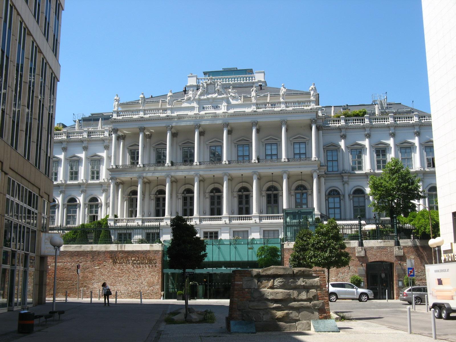 Palais Coburg Wien