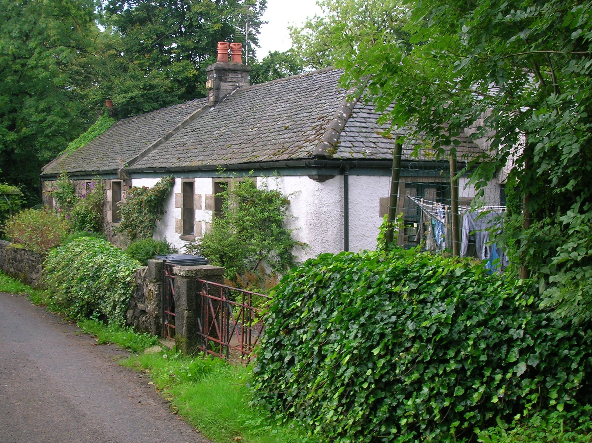 Cottages In Scotland With Games Room