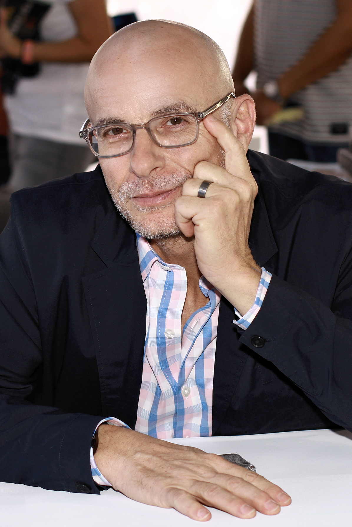 Treuer at the 2019 Texas Book Festival