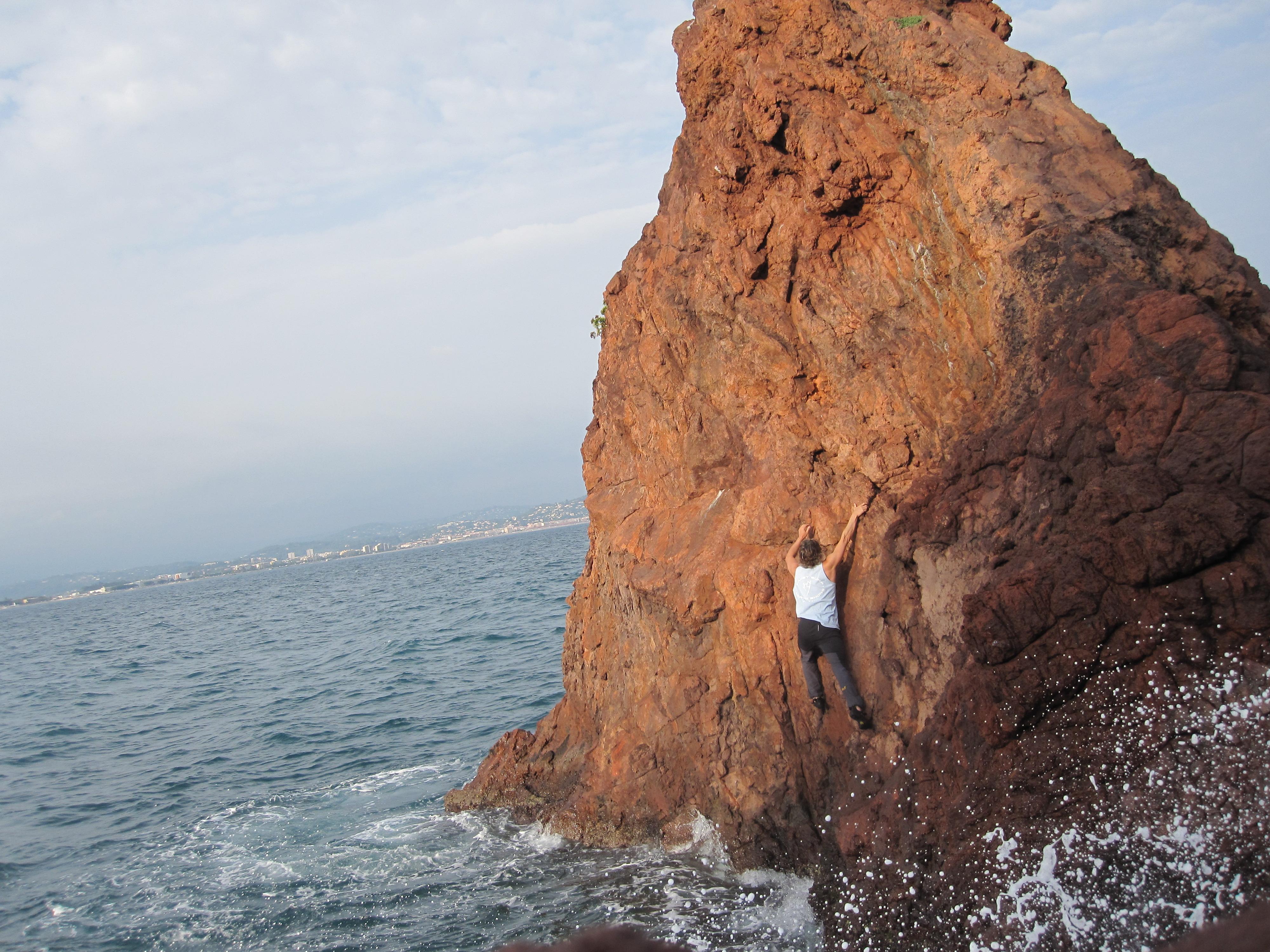Filedws On Rock At Point D L Aiguillejpg Wikimedia
