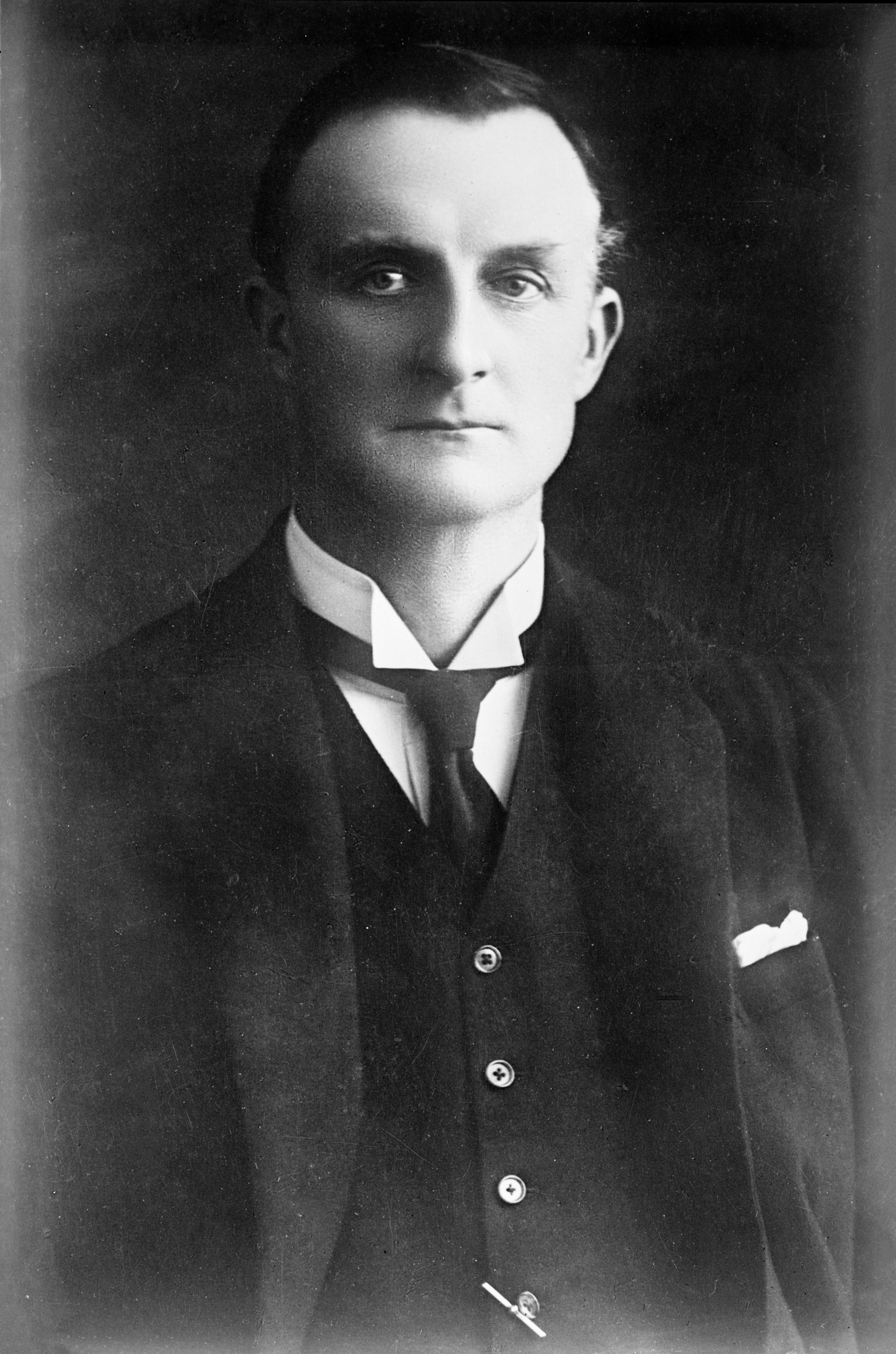 Министр иностранных дел ВБ (10.12.1905–10.12.1916) сэр Эдвард Грей (Sir Edward Grey 25.4.1862–7.09.1933)