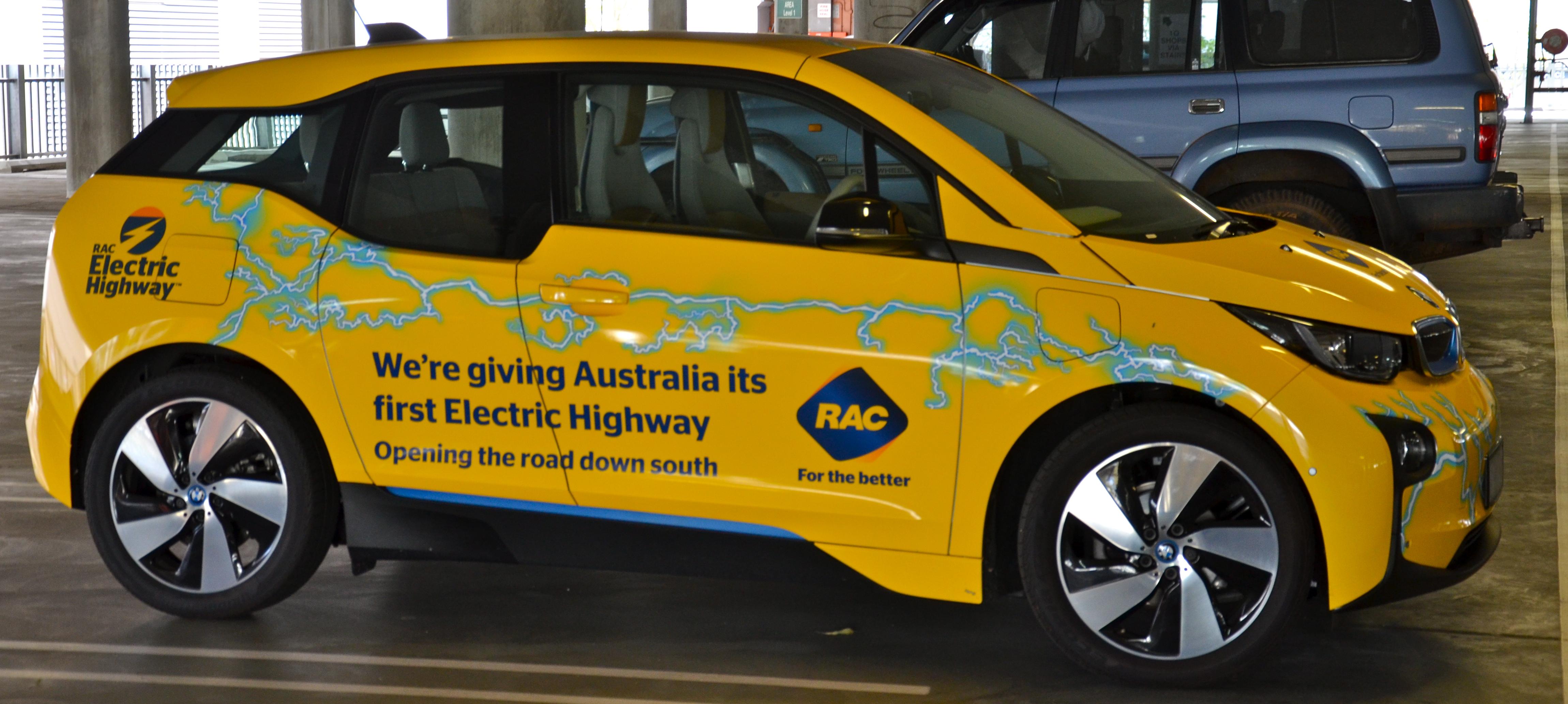 Plug In Electric Vehicles In Australia Wikipedia