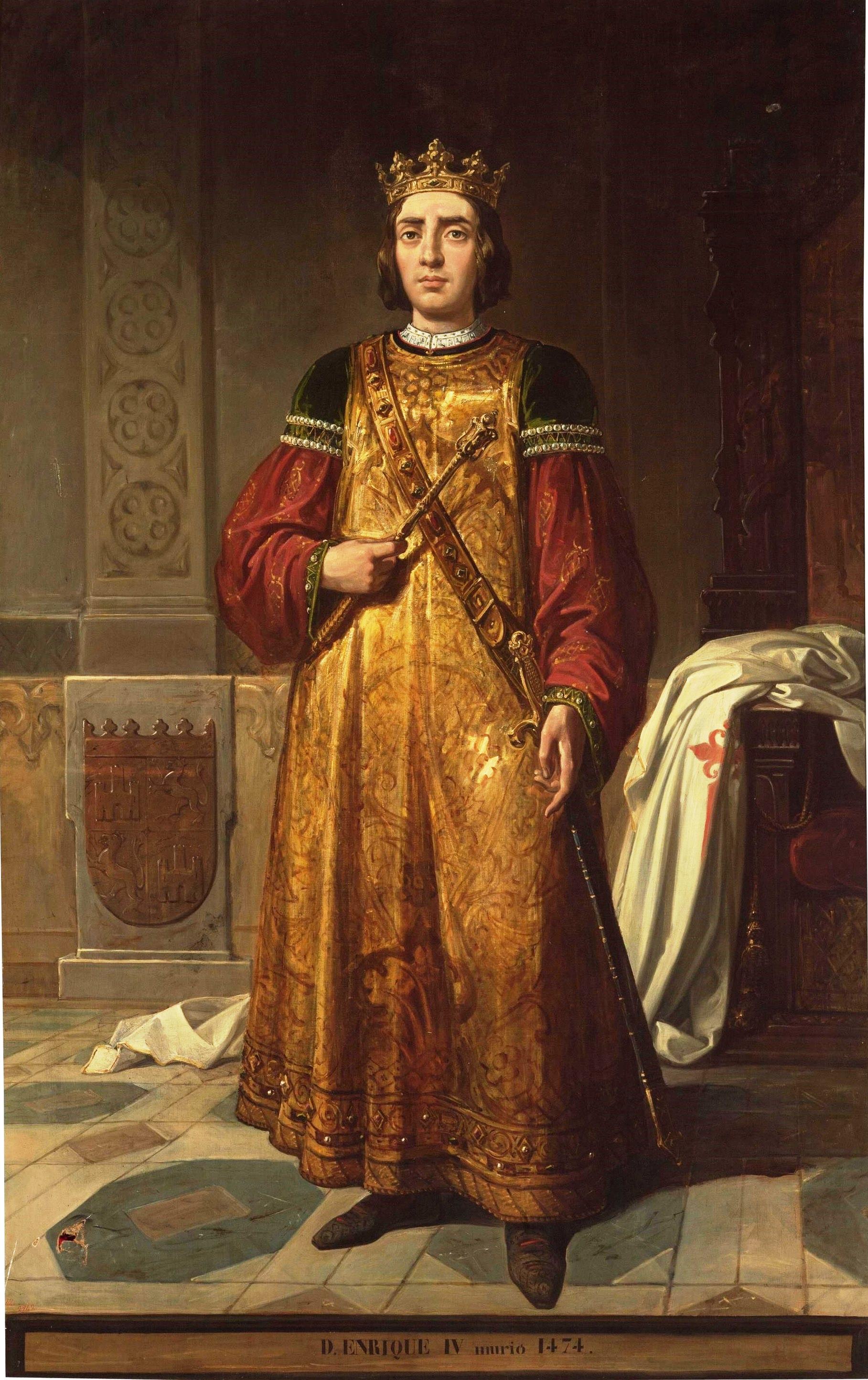 Archivo:Enrique IV de Castilla (Museo del Prado).jpg ...