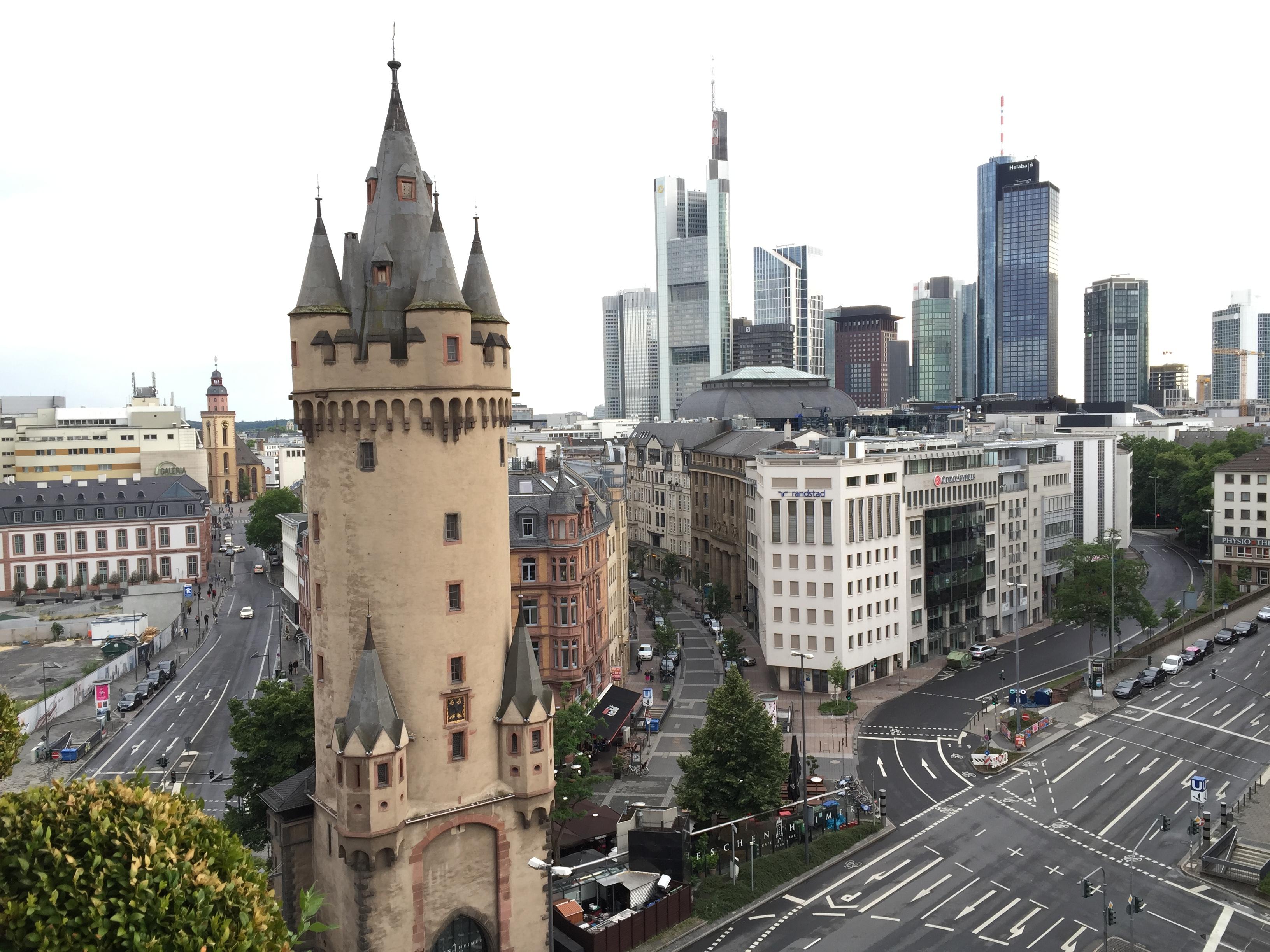Skyline Frankfurt Hotel