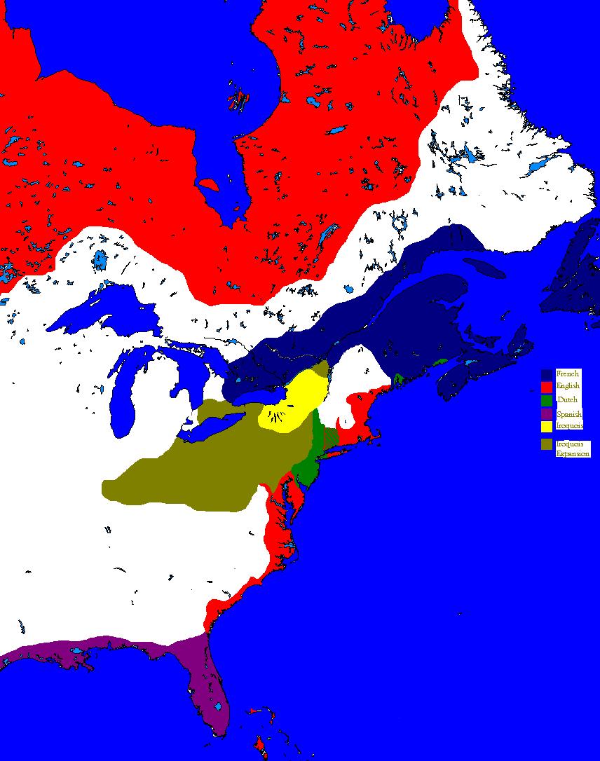 u s history european colonization